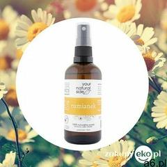 Your natural side woda kwiatowa rumiankowa z kwiatów rumianu szlachetnego organic spray 100ml - ogłoszenia A6.pl