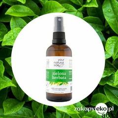 YOUR NATURAL SIDE Woda Kwiatowa Zielona Herbata 100ml (5900168973756) - ogłoszenia A6.pl