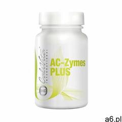 Kapsułki AC-ZYMES PLUS 60 kapsułek Probiotyki z Prebiotykiem firmy Calivita - ogłoszenia A6.pl