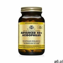 Advanced 40+ Acidophilus 60kaps - ogłoszenia A6.pl