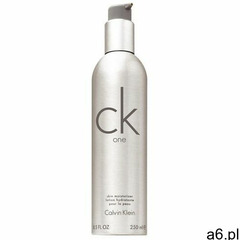 ck calvin klein ck one body lotion #familycode($!item.productfamily) 250.0 ml marki Calvin klein - ogłoszenia A6.pl