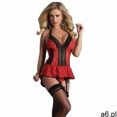 red rose gorset marki Livia corsetti - ogłoszenia A6.pl