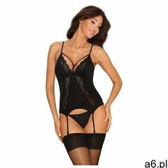 Obsessive Gorset diyosa corset rozmiar: xxl, kolor: czarny/nero, obsessive - ogłoszenia A6.pl