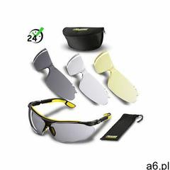 Okulary ochronne z zestawem 3 szybek ✔ZAPLANUJ DOSTAWĘ ✔SKLEP SPECJALISTYCZNY ✔KARTA 0ZŁ ✔POBRANIE 0 - ogłoszenia A6.pl