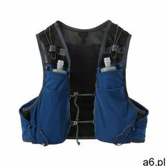 Patagonia slope runner endurance vest, niebieski/czarny l 2021 zimowe kurtki i kamizelki do biegania - ogłoszenia A6.pl