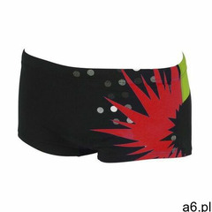 Arena spodenki bokserki like low waist short black-energy green, kolor: black, fason: bokserki, mate - ogłoszenia A6.pl