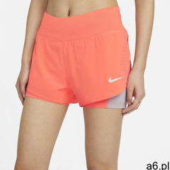 Nike Eclipse Women's 2-In-1 Running Shorts L - ogłoszenia A6.pl