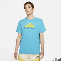 Nike Dri-FIT Short-Sleeve Trail Running T-Shirt L - ogłoszenia A6.pl