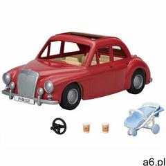 Sylvanian families samochód podróżny z wózkiem i fotelikiem samochodowym (5054131054482) - ogłoszenia A6.pl