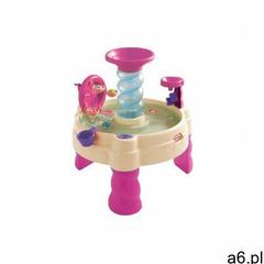 Wodny stół spiralny różowy - ogłoszenia A6.pl