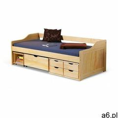 Łóżko drewniane z szufladami nixer marki Producent: elior - ogłoszenia A6.pl