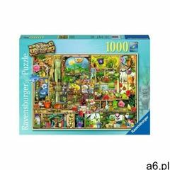 Puzzle 1000 elementów Półka ogrodowa (4005556194827) - ogłoszenia A6.pl