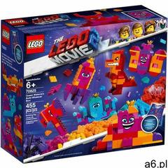 Lego 70825 pudełko konstruktora królowej wisimi (queen watevra's build whatever box!) klocki mov - ogłoszenia A6.pl