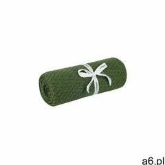 Kocyk eukaliptusowy zielony 5o39gq marki Le pampuch - ogłoszenia A6.pl