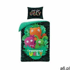 Pościel Ugly Dolls 140x200cm 1Y37OK - ogłoszenia A6.pl