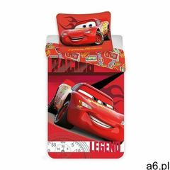 """Pościel dziecięca Jerry Fabrics """"Cars Legend"""" micro, 140 x 200 cm, 70 x 90 cm (8592753018378 - ogłoszenia A6.pl"""