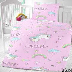 Dziecięca pościel bawełniana do łóżeczka Unicorn, 90 x 135 cm, 45 x 60 cm, 230979 - ogłoszenia A6.pl