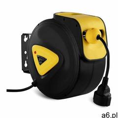 Msw automatyczny bęben kablowy 15 + 1,5 m pro-e 15 - 3 lata gwarancji - ogłoszenia A6.pl