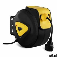 Msw automatyczny bęben kablowy 10 + 1,5 m pro-e 10 - 3 lata gwarancji - ogłoszenia A6.pl