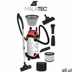 Odkurzacz przemysłowy 40l 2500w marki Malatec - ogłoszenia A6.pl