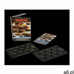 TEFAL PŁYTY DO OPIEKACZA Snack Collection XA801212SMALL BITES BOX / ciastka - ogłoszenia A6.pl
