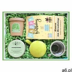 Zestaw prezentowy na urodziny szampańska zabawa. herbata zielona 130g o smaku truskawek w szampanie, - ogłoszenia A6.pl
