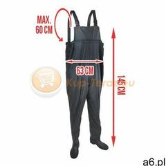 Spodniobuty wodery z regulującymi szelkami rozmiar 45 marki Iso trade - ogłoszenia A6.pl