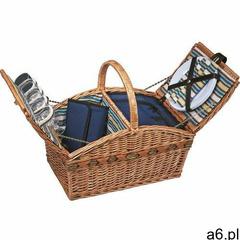 verbania kosz piknikowy, dla 4 os. marki Cilio - ogłoszenia A6.pl