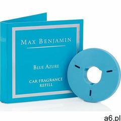 Max benjamin Wkład do odświeżacza do samochodu blue azure (5391533710838) - ogłoszenia A6.pl