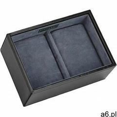 Stackers Pudełko na zegarki mini szare (5013648029468) - ogłoszenia A6.pl