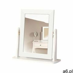 Lustro do toaletki baroque białe - ogłoszenia A6.pl