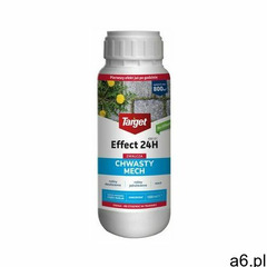 Effect 24h 680 ec – zwalcza chwasty i mech – 1000 ml marki Target - ogłoszenia A6.pl