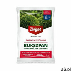 Mospilan 20 sp – na szkodniki bukszpanu – 2,4 g target (5901875009424) - ogłoszenia A6.pl