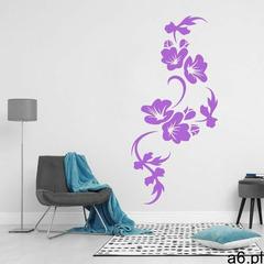 Dekoracja welurowa kwiaty, liście 2118 - ogłoszenia A6.pl