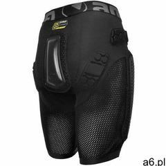 szorty AMPLIFI - Fuse Pant Black (BLACK) - ogłoszenia A6.pl