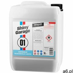 Shiny garage snowman windshild liquid 5l płyn do spryskiwaczy (5903068110801) - ogłoszenia A6.pl