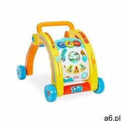 Baby Bum Interaktywny Chodzik 3w1 - ogłoszenia A6.pl