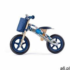 Woody motocykl biegowy, niebieski - ogłoszenia A6.pl
