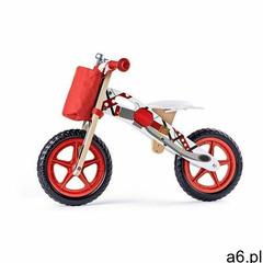 motocykl biegowy, czerwony marki Woody - ogłoszenia A6.pl