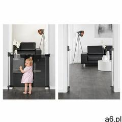 barierka zabezpieczająca drzwi/schody clearvision, pleksi marki Reer - ogłoszenia A6.pl