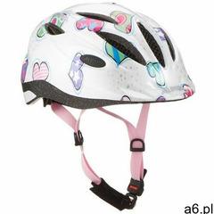 Kask rowerowy ALPINA KASK GAMMA 2.0 HEARTS 46-51 dla dzieci - A9692012- Zamów do 16:00, wysyłka kuri - ogłoszenia A6.pl