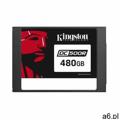 """KINGSTON SSD SEDC500R 480GB 2,5"""" SATA - SEDC500R/480G- Zamów do 16:00, wysyłka kurierem tego sam - ogłoszenia A6.pl"""