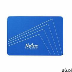 Netac Dysk n600s 512gb ssd (6926337224671) - ogłoszenia A6.pl