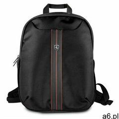 """Ferrari Plecak FEURBPS15BK 15"""" czarny/black Off Track Urban, kolor czarny - ogłoszenia A6.pl"""