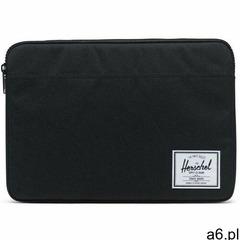 pokrowiec HERSCHEL - Anchor Sleeve for 15 inch MacBook Black (00165) rozmiar: 12in, kolor czarny - ogłoszenia A6.pl