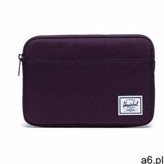 pokrowiec HERSCHEL - Anchor Sleeve for 15 inch MacBook Blackberry Wine (04066), kolor czarny - ogłoszenia A6.pl