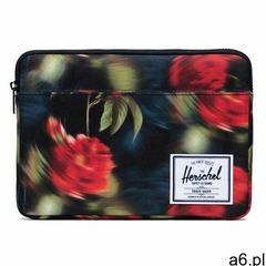 pokrowiec HERSCHEL - Anchor Sleeve for 15 inch MacBook Blurry Roses (04068) - ogłoszenia A6.pl