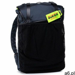 Plecak GUESS - Dan HMDNNY P0210 BLU, kolor niebieski - ogłoszenia A6.pl