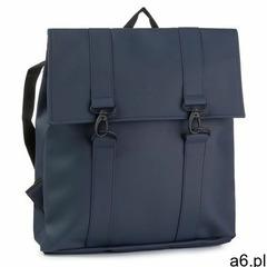Plecak RAINS - Msn Bag 1213 Blue, kolor niebieski - ogłoszenia A6.pl