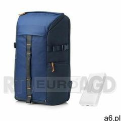 HP Pavilion Tech Backpack (niebieski) + powerbank RAVPower RP-PB095 20100 mAh PD 45W (biały), ko - ogłoszenia A6.pl